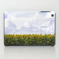 Sunshine and Sunflowers iPad Case