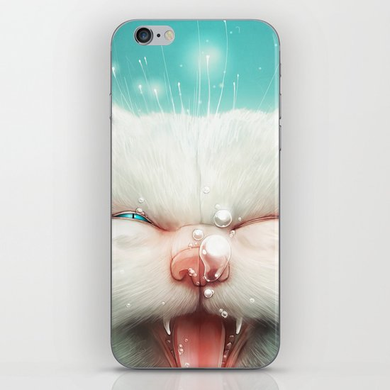 The Water Kitty iPhone & iPod Skin