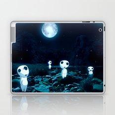 Princess Mononoke (Kodama) Laptop & iPad Skin