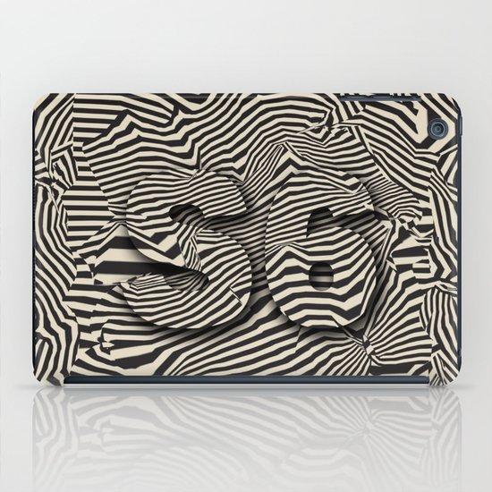 striated iPad Case