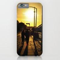 Couple's walk iPhone 6 Slim Case