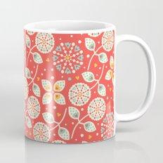 Vintage Flora Mug