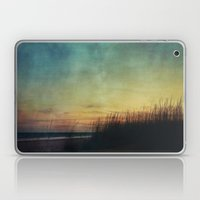 Floating In A Turquoise … Laptop & iPad Skin