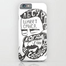 absurd iPhone 6s Slim Case