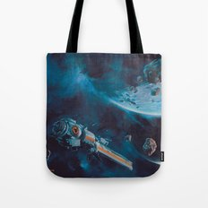 Milking The Stars - Monster Magnet Inside cover panorama Tote Bag