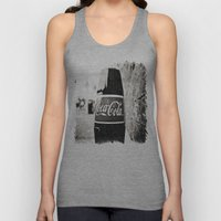 Coca-Cola closer Unisex Tank Top