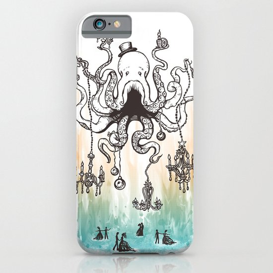 Octoluminary iPhone & iPod Case