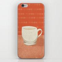 cup o' jo iPhone & iPod Skin