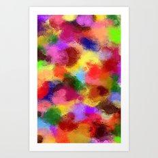 Taste the Rainbow Art Print