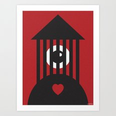 SHARIA LOVE Art Print
