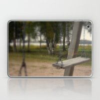Lonely Swing Laptop & iPad Skin