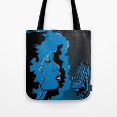 Jazz singer Tote Bag