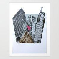 DER SPIEGELSAAL 02 Art Print