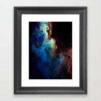 Creation - Part 1 Framed Art Print