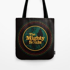 The Mighty Souls: Reggae Legends Tote Bag