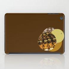 turkish sweets iPad Case