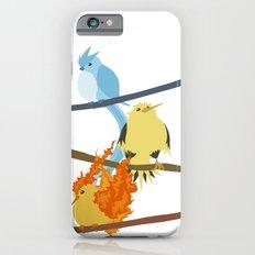 Fluffy Legendary Bird iPhone 6 Slim Case