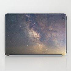 Sagittarius and the Galactic core iPad Case