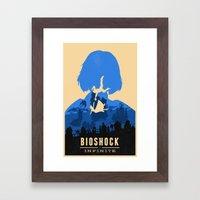 Bioshock Infinite Elizab… Framed Art Print
