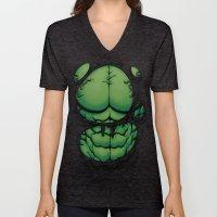 The Green Giant Unisex V-Neck