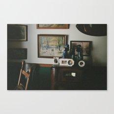 Grandma's House II Canvas Print