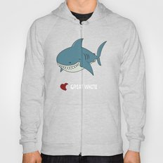 Love Great white Hoody
