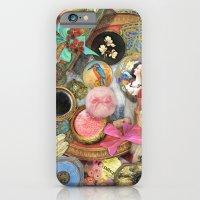 iPhone & iPod Case featuring Vintage Vanity by Aimee Stewart