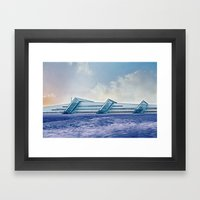 Business Framed Art Print