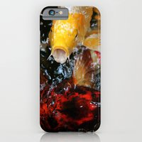iPhone & iPod Case featuring No Fishing by GBret