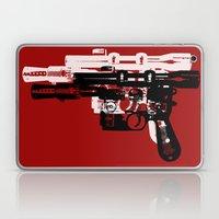 Blaster II Laptop & iPad Skin
