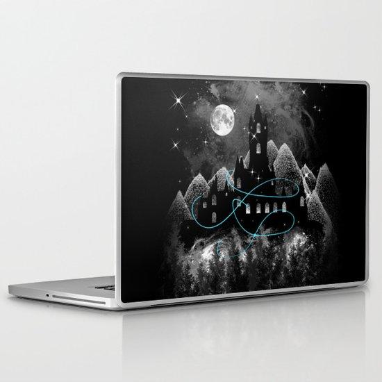 The Hidden Kingdom Laptop & iPad Skin