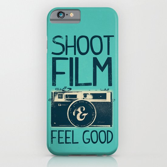 Shoot Film iPhone & iPod Case