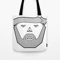 Dude Tote Bag