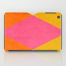 summer triangles iPad Case