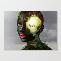 Wild Memories Canvas Print