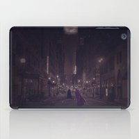 Gotham Nights iPad Case