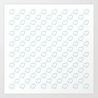 Pattern7 Art Print