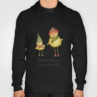 Two Chicks - Green Hoody