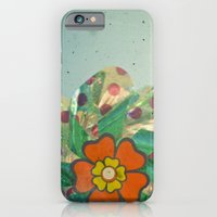 The Silver Flower iPhone 6 Slim Case