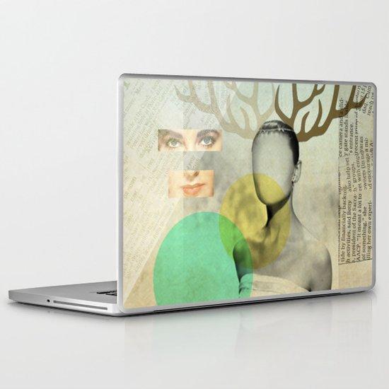 Audreys Virtue Laptop & iPad Skin