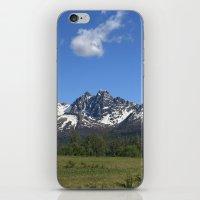 Pioneer Peak iPhone & iPod Skin