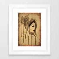 If You Were Mine...  Framed Art Print