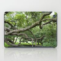 adapt or perish iPad Case