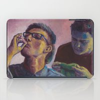 Times Like These iPad Case