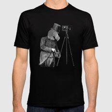 Foto Dodo #1 Black SMALL Mens Fitted Tee
