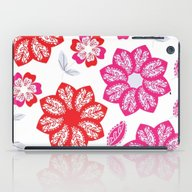iPad Case featuring Odd Flowers by Luizavictorya72