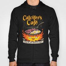 Calcifer's Cafe Hoody