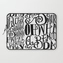 ....Oh what a beautiful day Laptop Sleeve