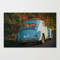 Punch Bug Canvas Print