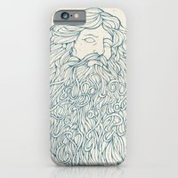 iPhone & iPod Case featuring Zeus by Mike Koubou